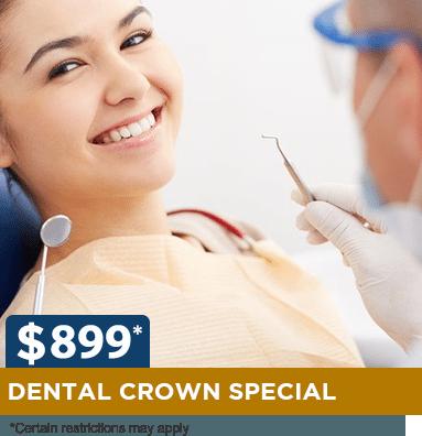 $899 Dental Crown Special Image 02